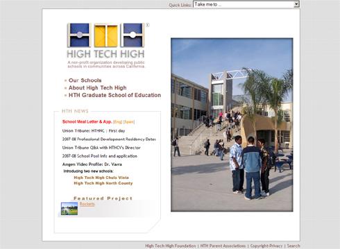 GIS Career and Education Awareness Website
